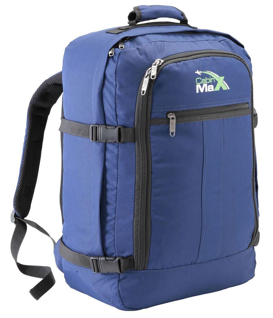 Zaino da viaggio cabin max metz 55x40x20cm accessori da for Emirati limite di peso del bagaglio a mano