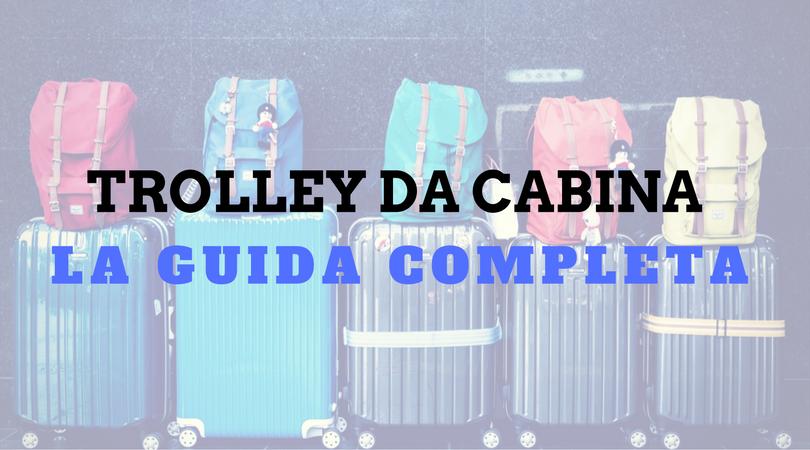 valigie trolley