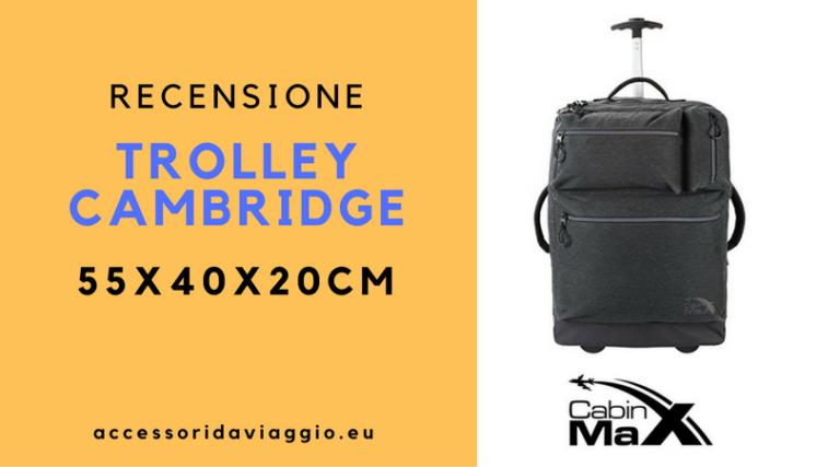 trolley cambridge cabin max