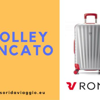 Migliori valige Roncato trolley