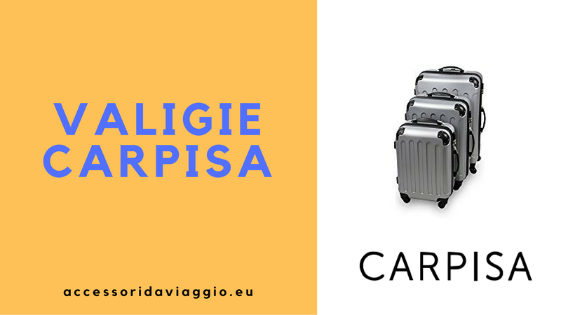 valigie trolley Carpisa