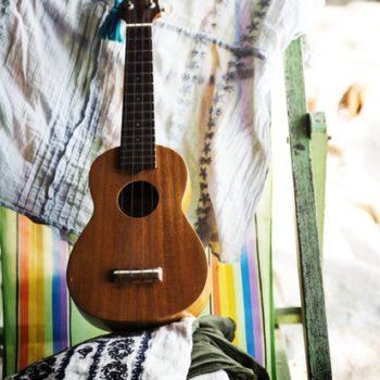 chitarra da viaggio