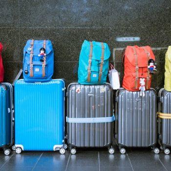 note marche di valigia