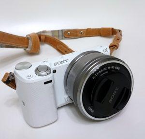 macchina fotografica mirrorless