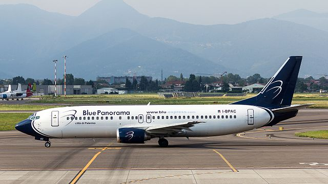 Blue Panorama Airlines