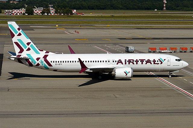Air Italy ex meridiana
